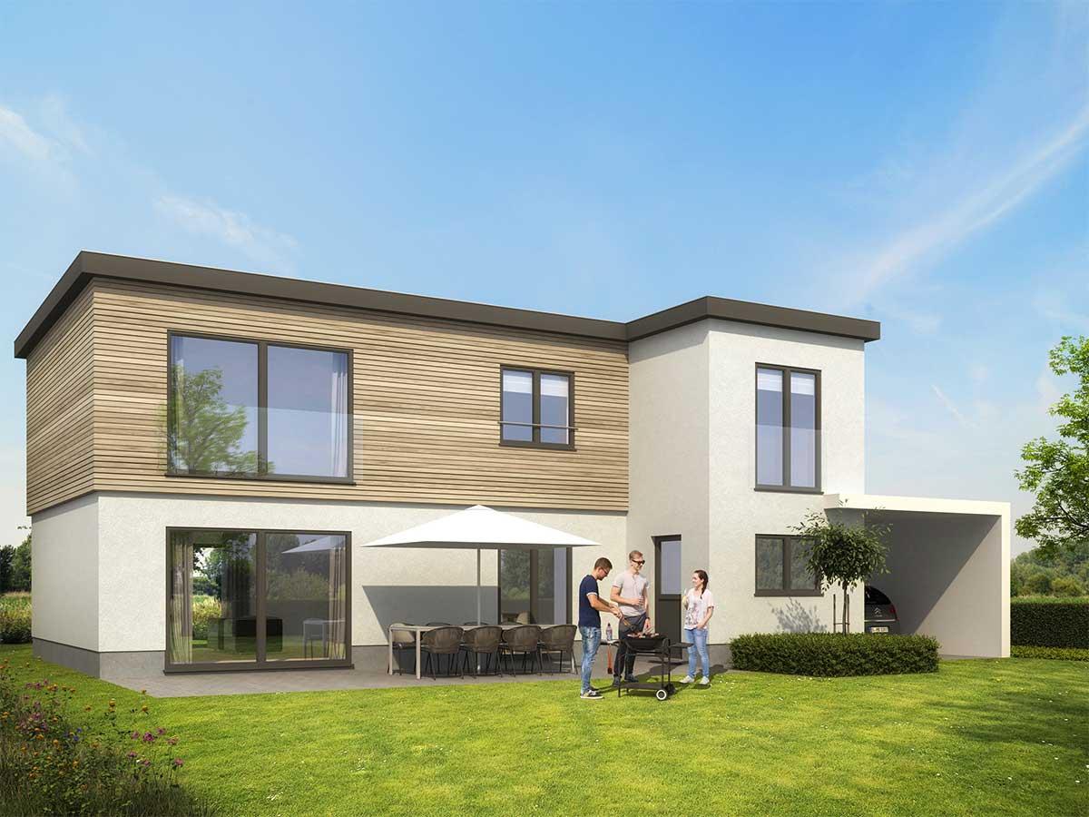 Pourquoi construire une maison en béton ?