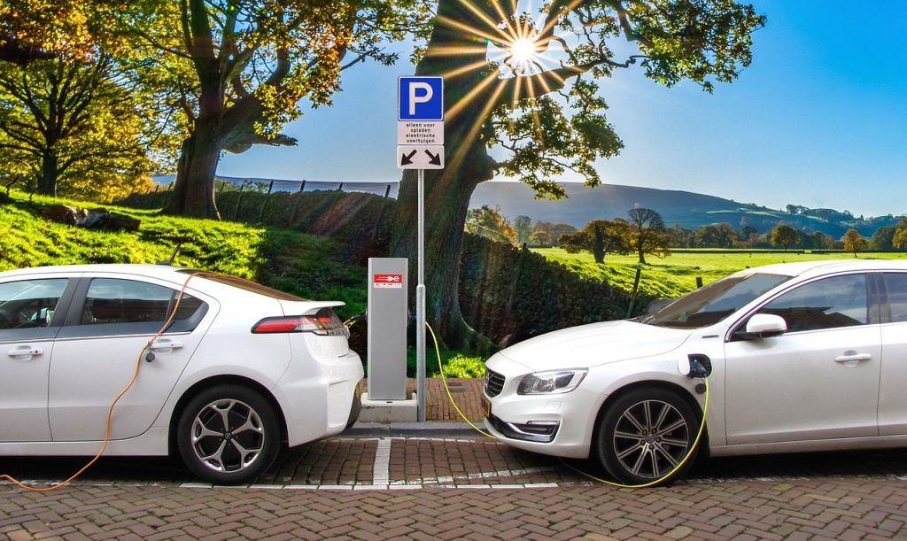 voitures électriques